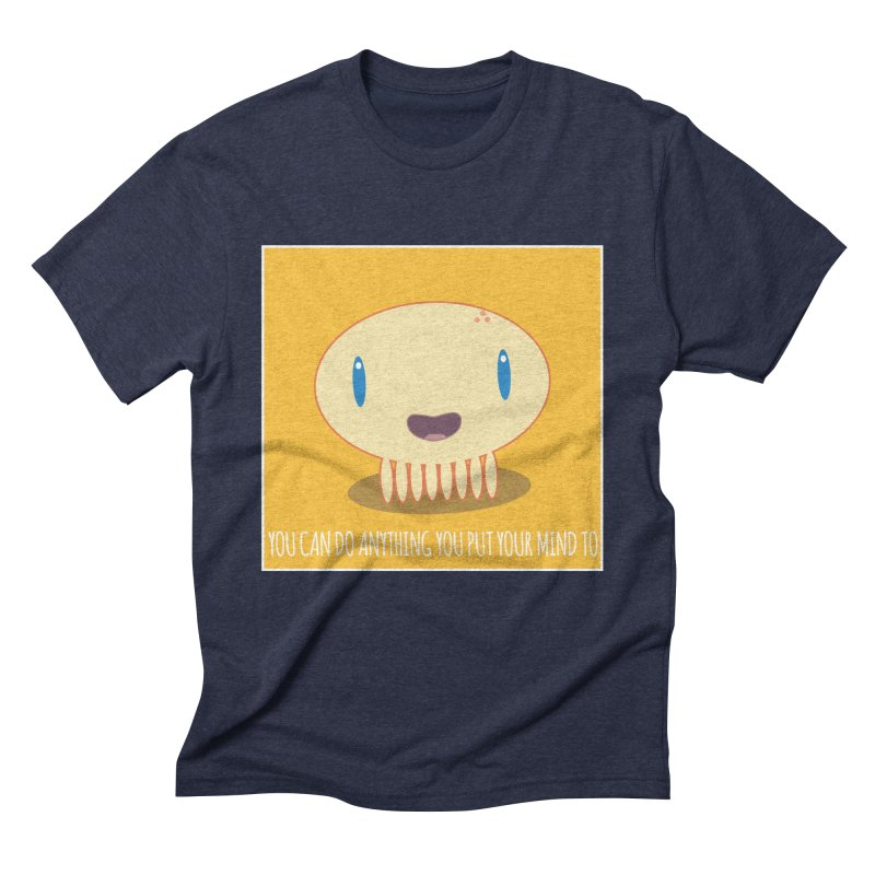 You can do anything! Men's Triblend T-Shirt by Jellywishes