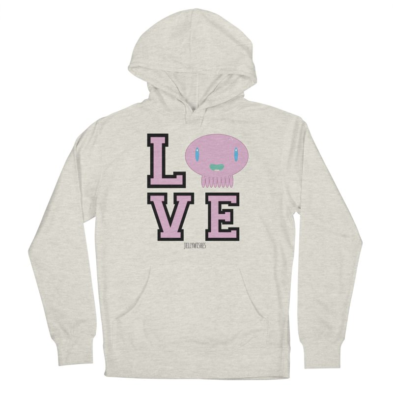 Love  Men's Pullover Hoody by Jellywishes