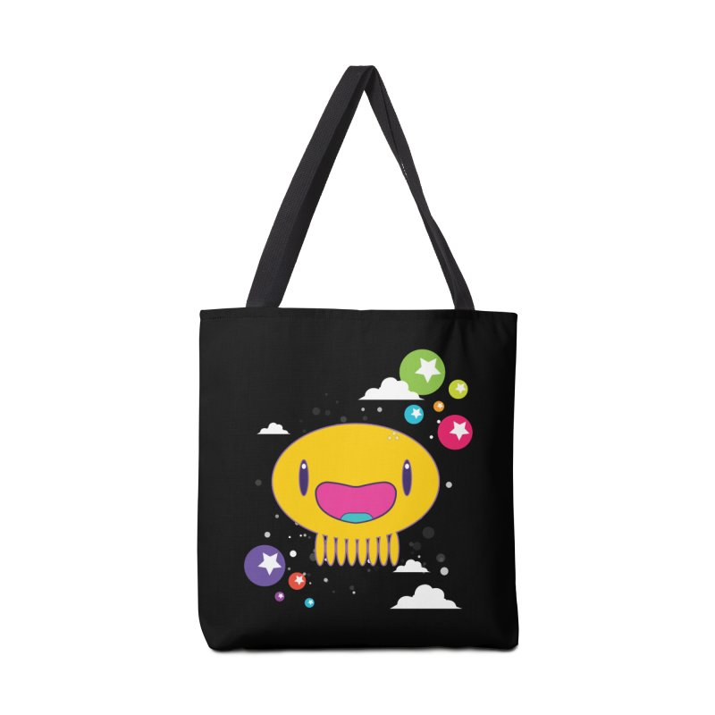 I am happy Accessories Bag by Jellywishes