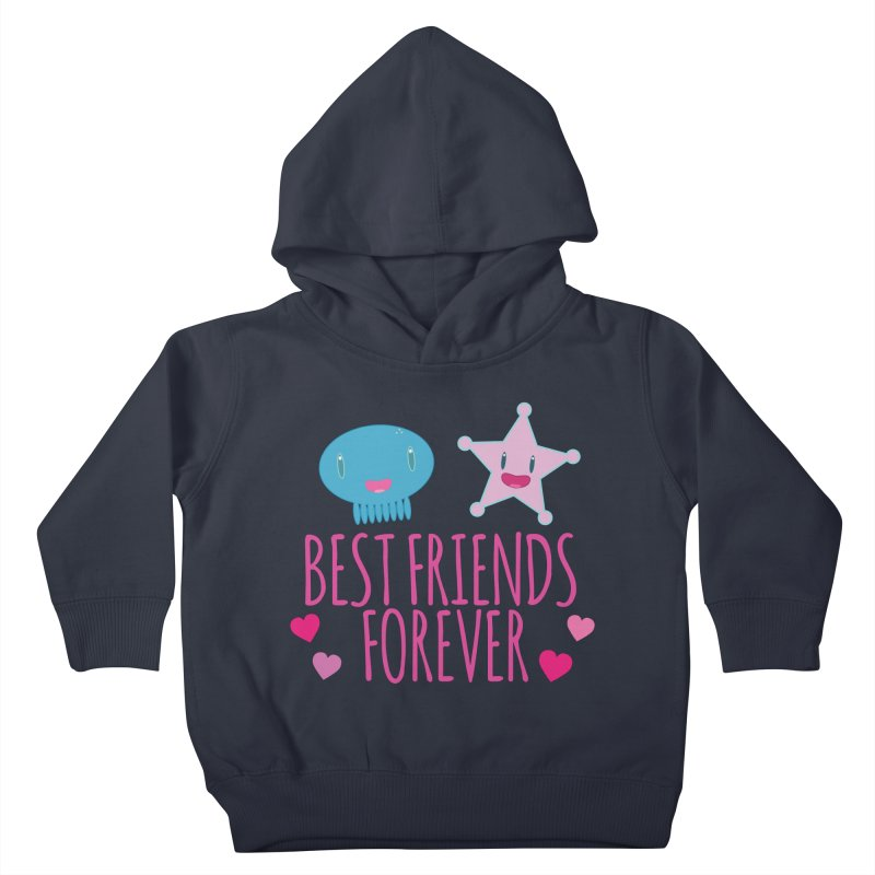 Best Friends Forever Kids Toddler Pullover Hoody by Jellywishes