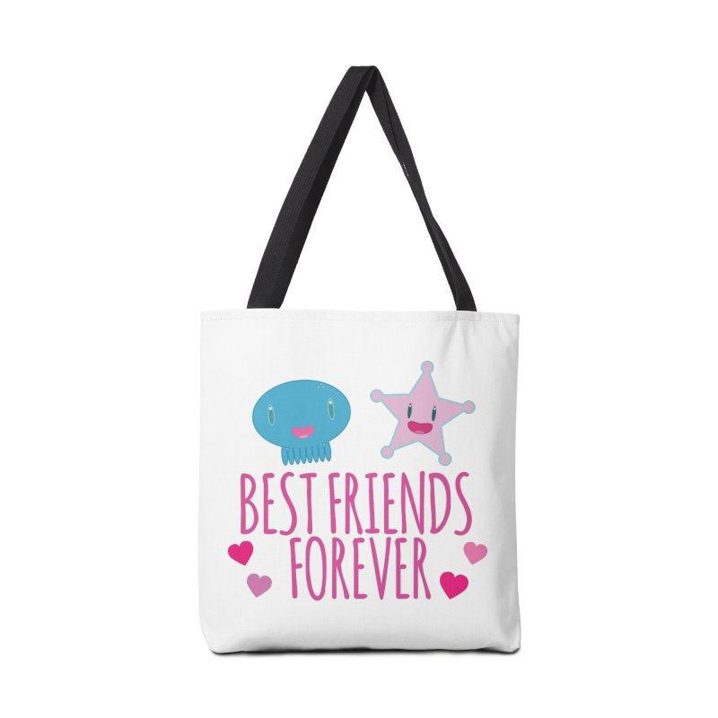 Best Friends Forever Accessories Bag by Jellywishes