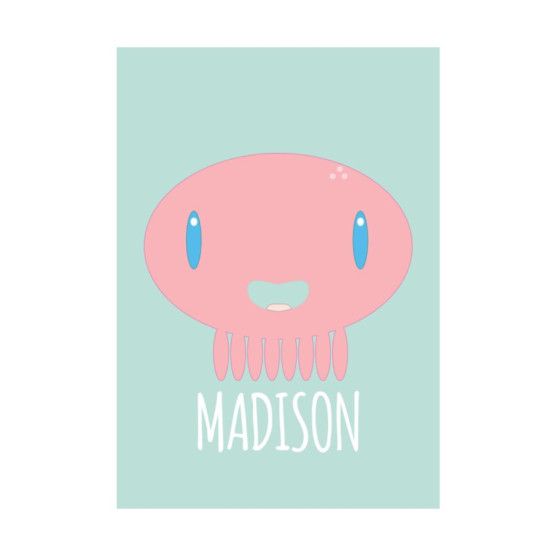 Madison Home Framed Fine Art Print by Jellywishes
