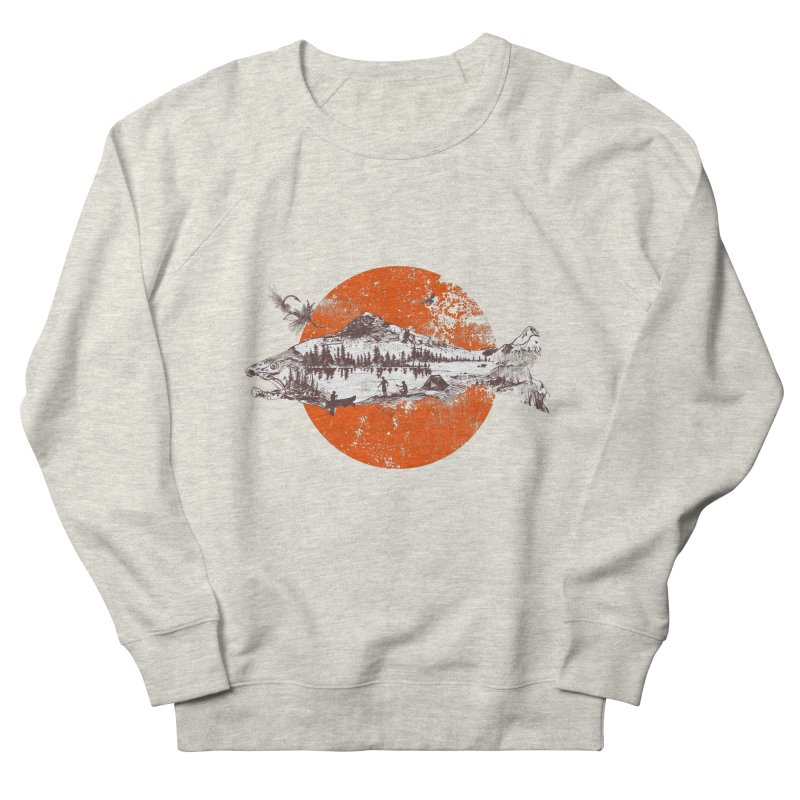 The Mountains Are Calling Women's Sweatshirt by Jemae's Design