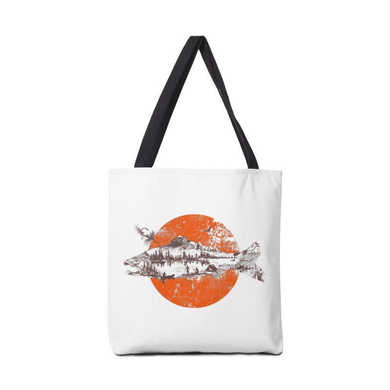 The Mountains Are Calling Accessories Bag by Jemae's Design