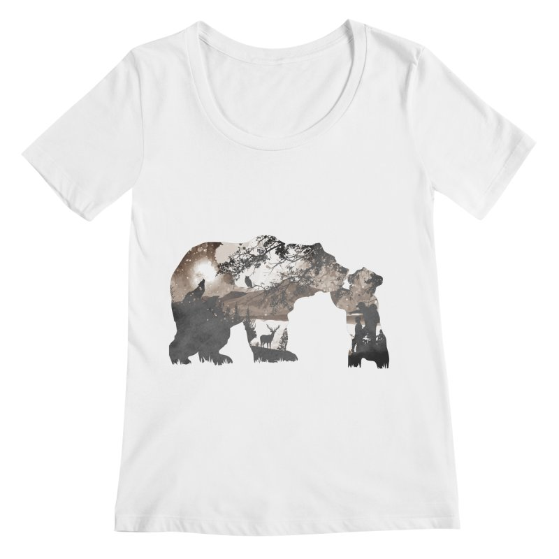 Show me daddy.. Women's Scoopneck by Jemae's Design