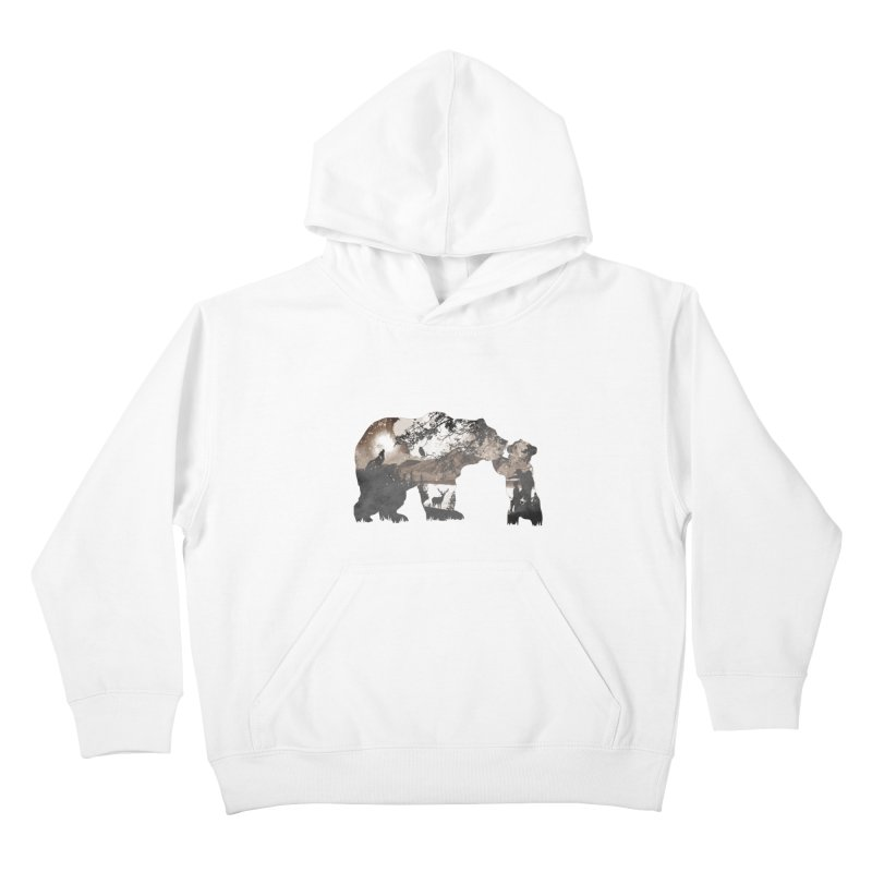 Show me daddy.. Kids Pullover Hoody by Jemae's Design