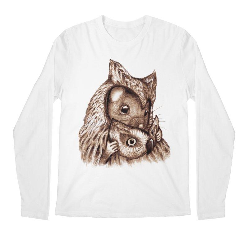 REVEALED Men's Longsleeve T-Shirt by Jemae's Design