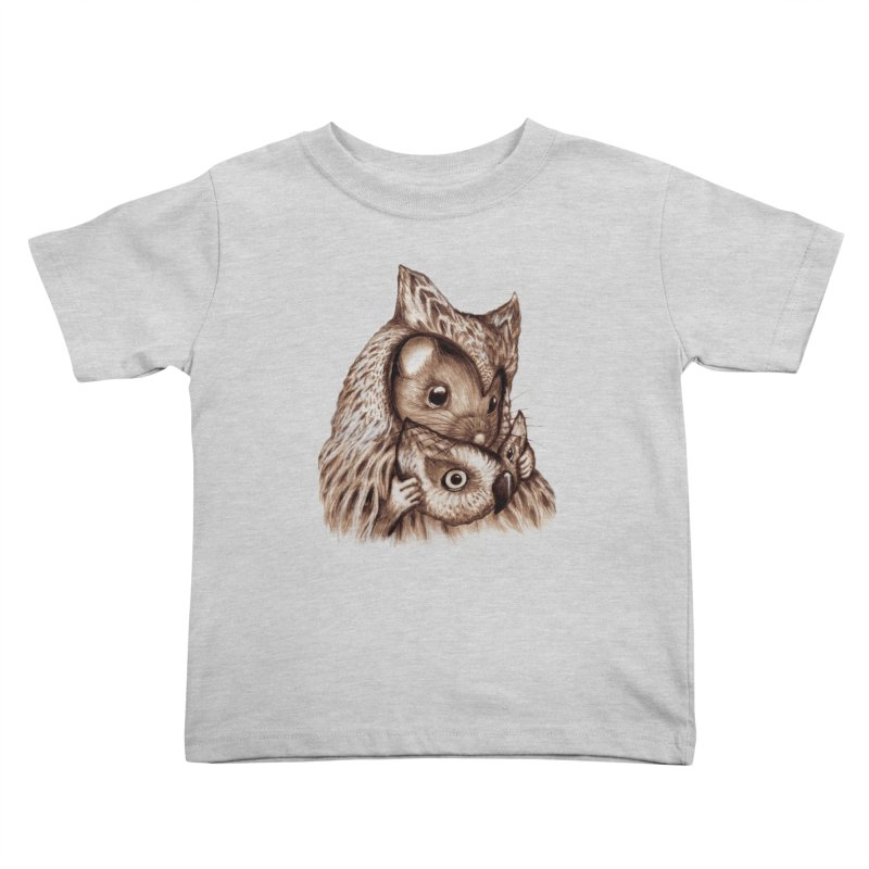 REVEALED Kids Toddler T-Shirt by Jemae's Design