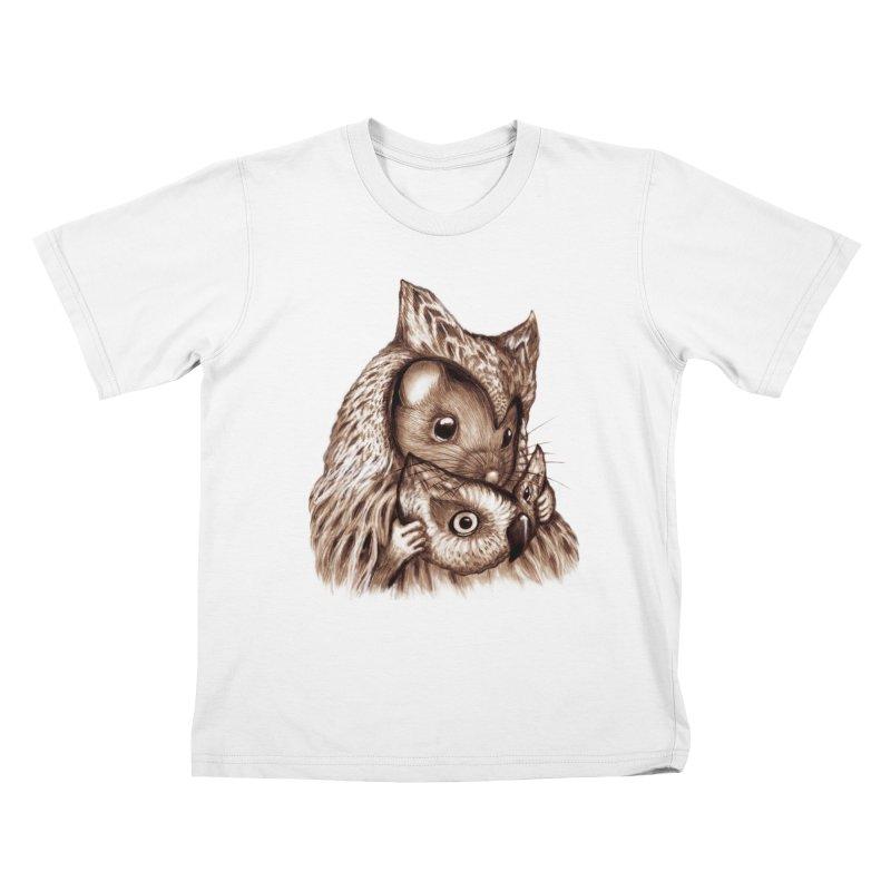 REVEALED Kids T-shirt by Jemae's Design