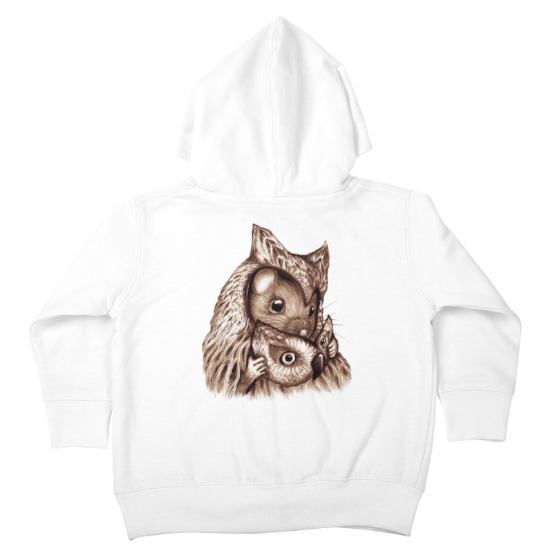 REVEALED Kids Toddler Zip-Up Hoody by Jemae's Design
