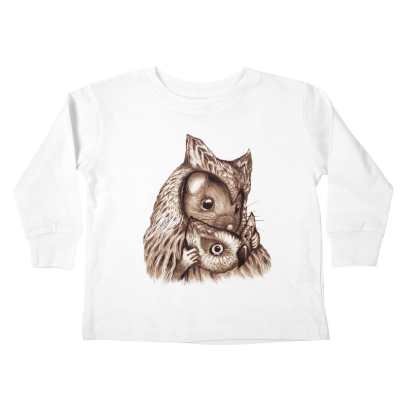 REVEALED Kids Toddler Longsleeve T-Shirt by Jemae's Design