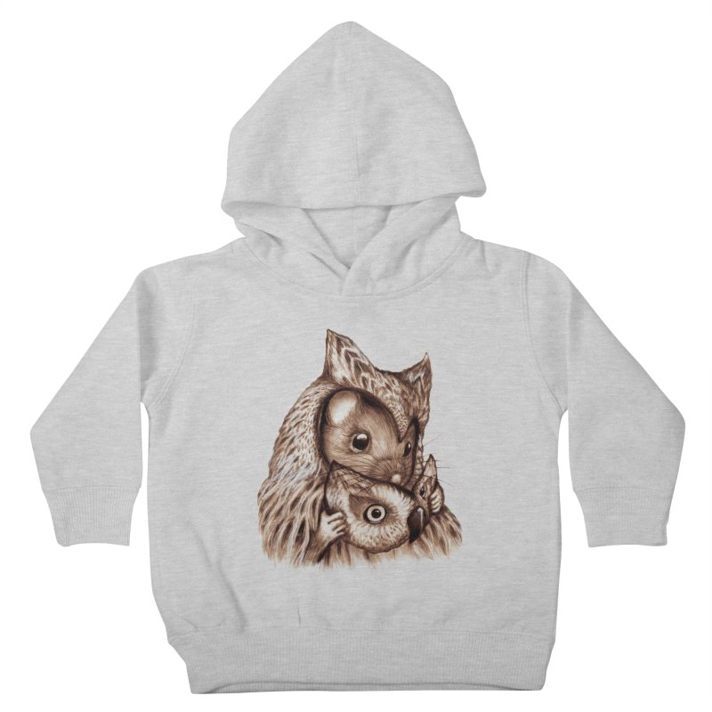 REVEALED Kids Toddler Pullover Hoody by Jemae's Design