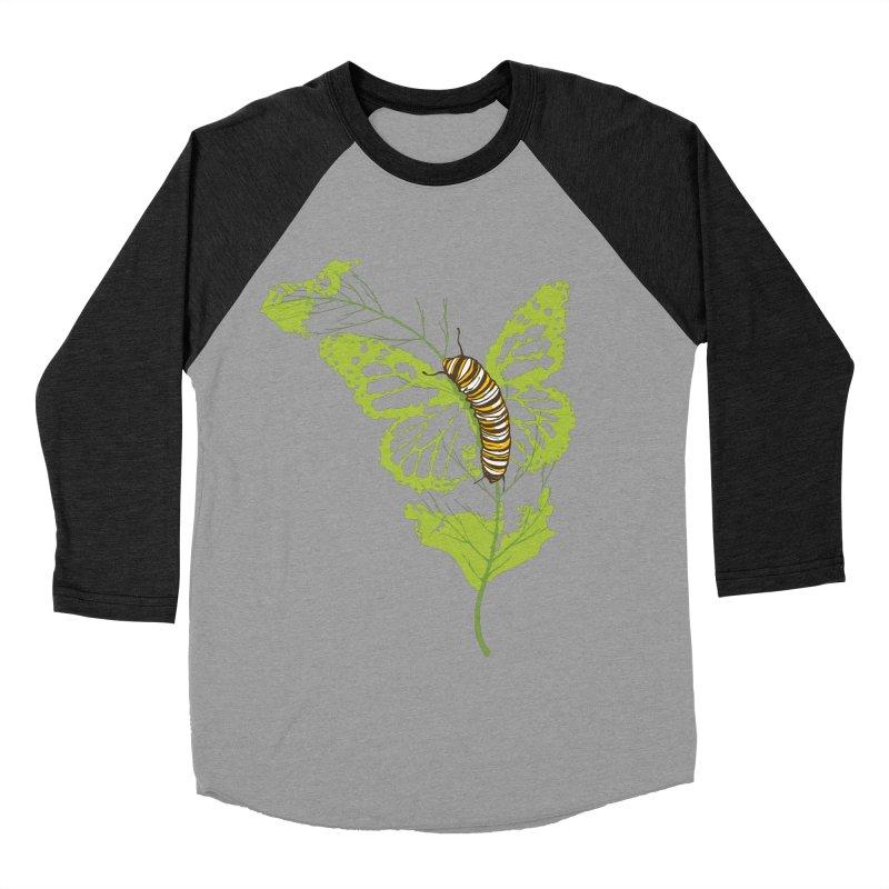 Someday Men's Baseball Triblend T-Shirt by Jemae's Design