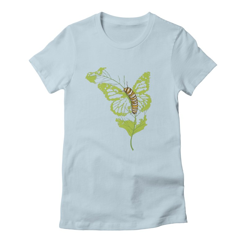 Someday Women's Fitted T-Shirt by Jemae's Design