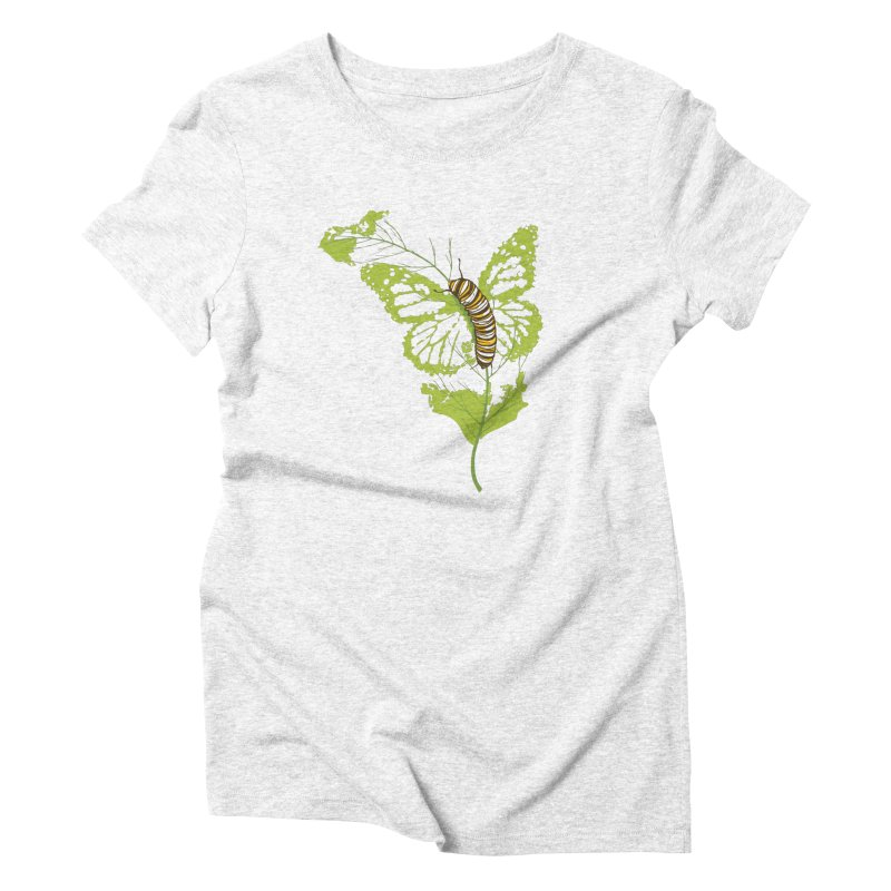 Someday Women's Triblend T-shirt by Jemae's Design
