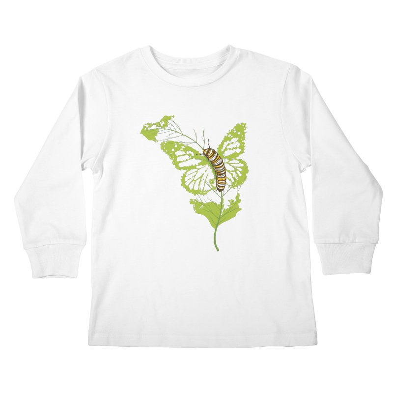 Someday Kids Longsleeve T-Shirt by Jemae's Design
