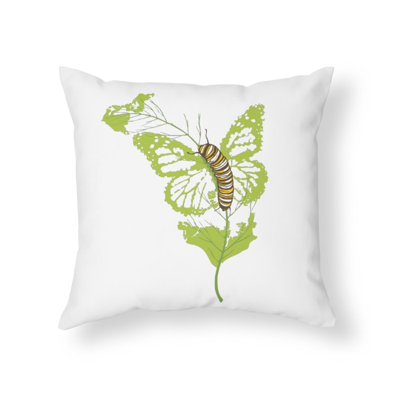 Someday Home Throw Pillow by Jemae's Design