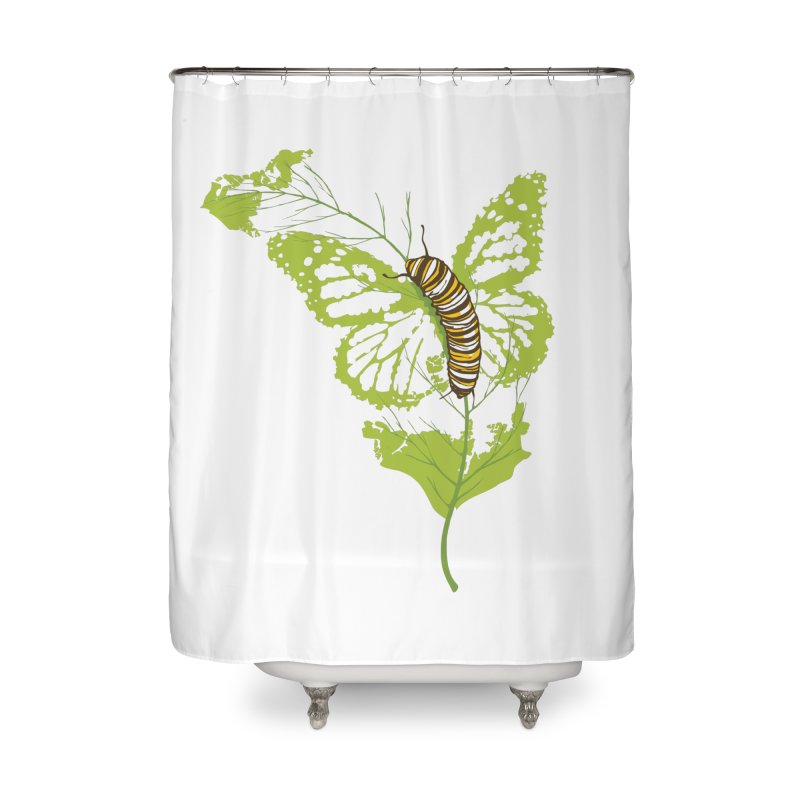 Someday Home Shower Curtain by Jemae's Design