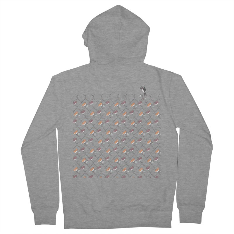 The Conductor Men's Zip-Up Hoody by Jemae's Design