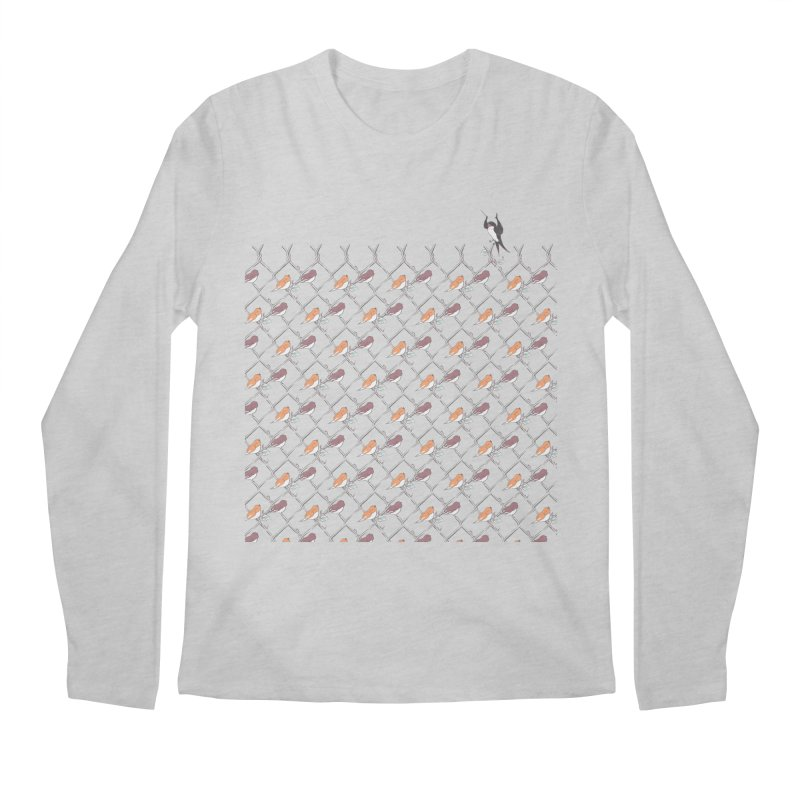 The Conductor Men's Longsleeve T-Shirt by Jemae's Design