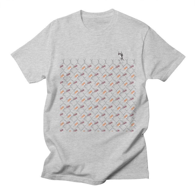 The Conductor Men's T-shirt by Jemae's Design