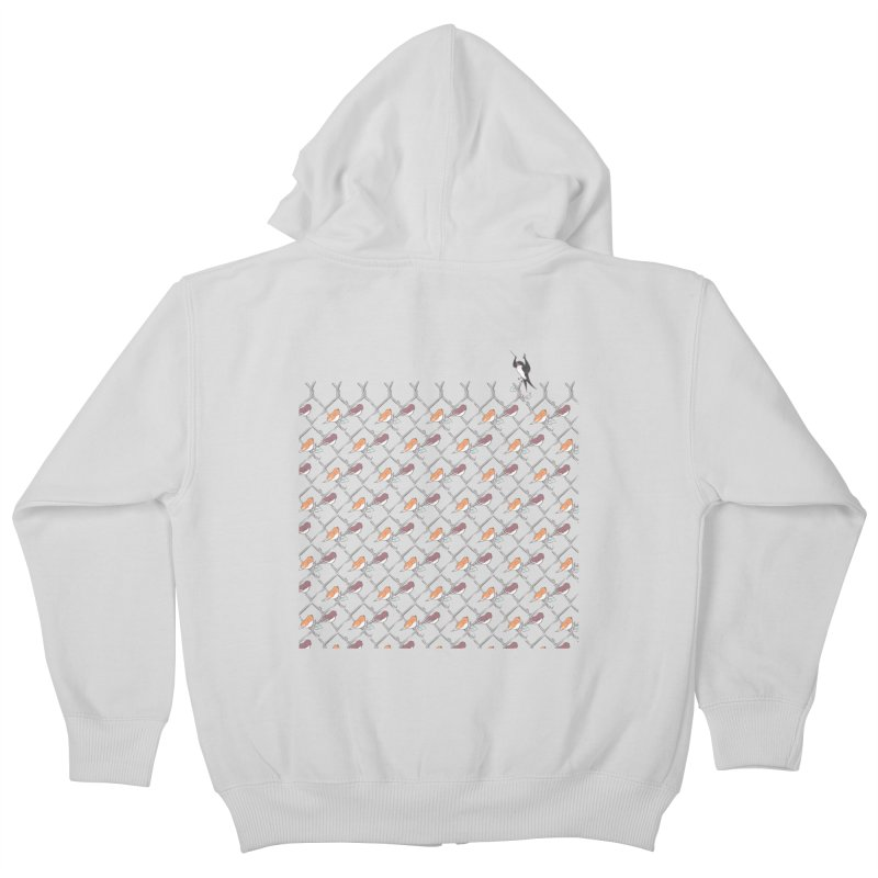 The Conductor Kids Zip-Up Hoody by Jemae's Design