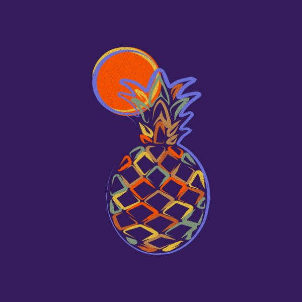 image for Pineapple in Summer
