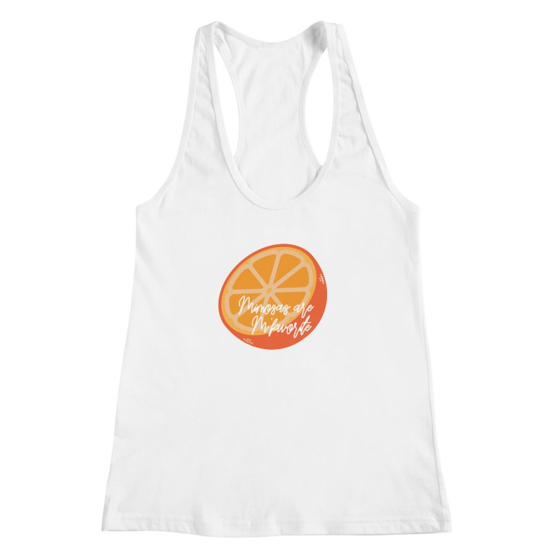 Mimosas are M'favorite Women's Tank by jenbachelder's Artist Shop