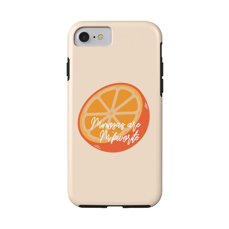 Mimosas are M'favorite Accessories Phone Case by jenbachelder's Artist Shop