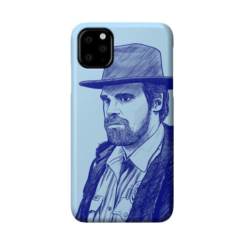 Hopper Accessories Phone Case by jenbackman's Artist Shop