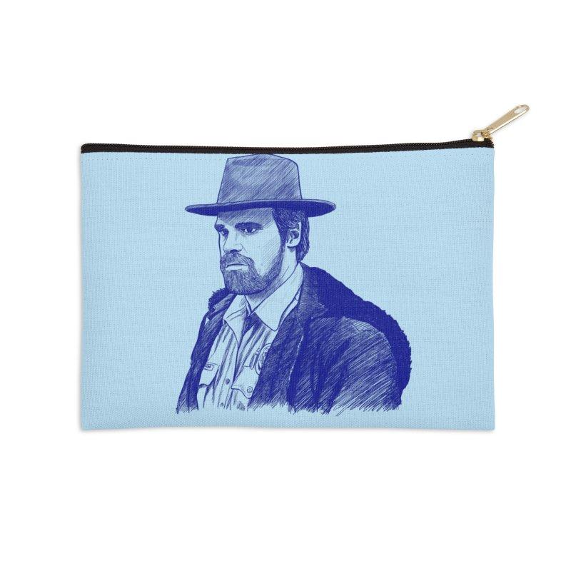 Hopper Accessories Zip Pouch by jenbackman's Artist Shop