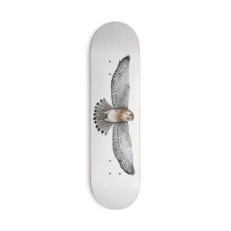 Kestrel Accessories Deck Only Skateboard by jenbackman's Artist Shop