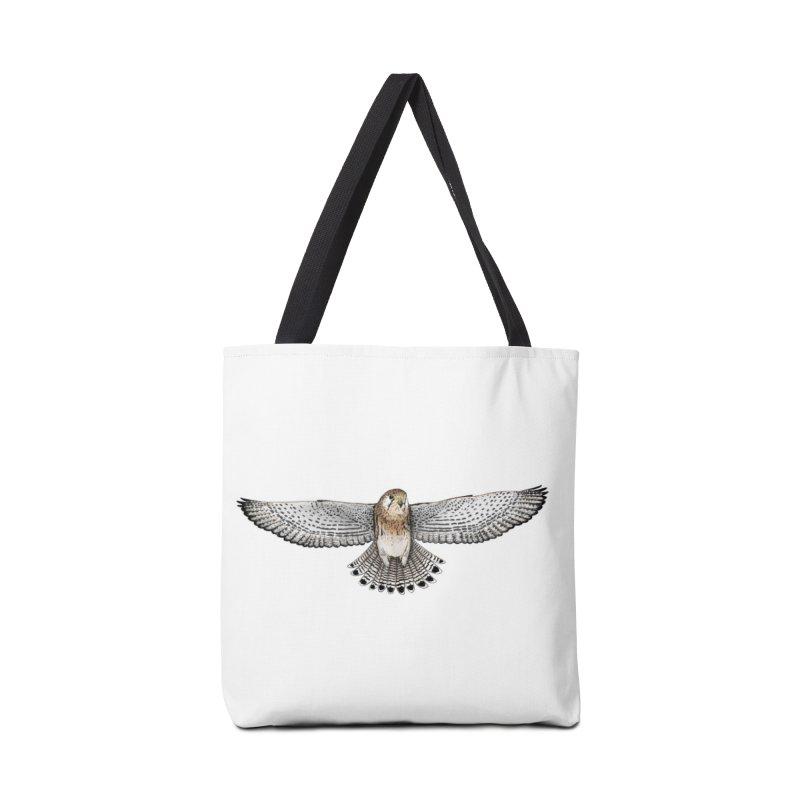 Kestrel Accessories Tote Bag Bag by jenbackman's Artist Shop