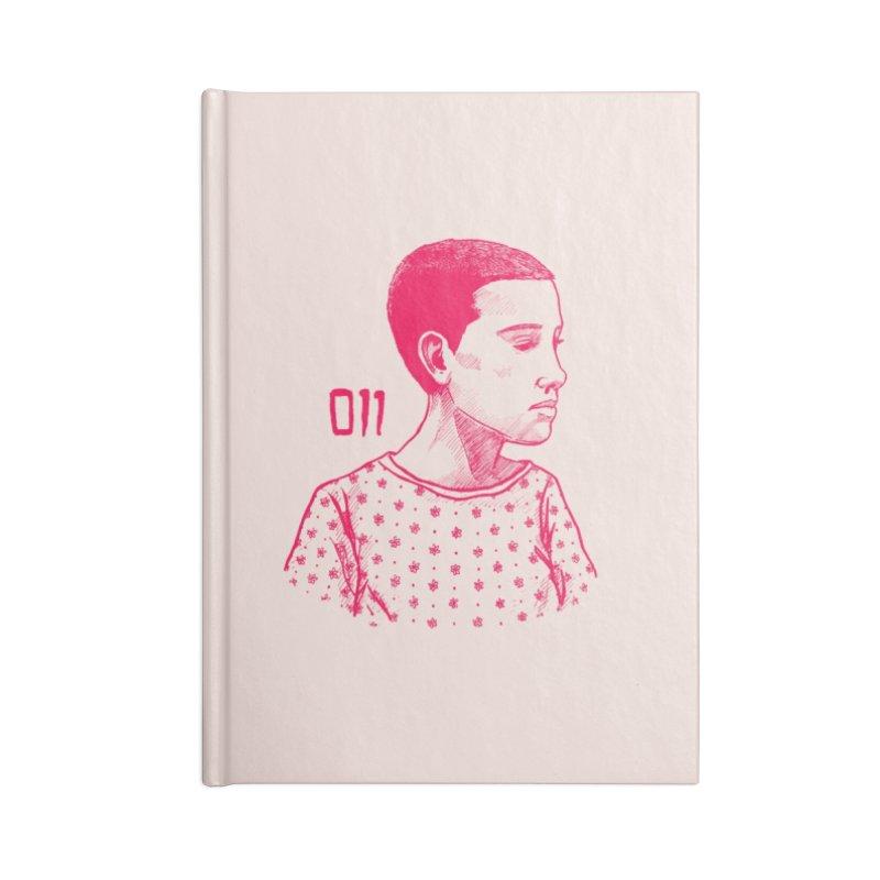 11 Accessories Blank Journal Notebook by jenbackman's Artist Shop