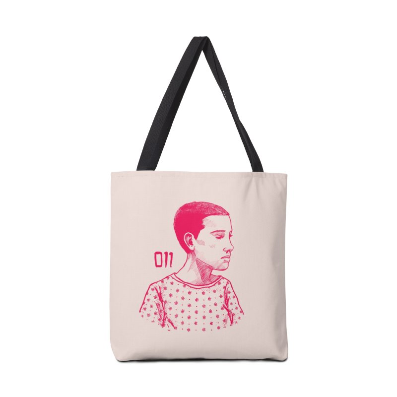 11 Accessories Tote Bag Bag by jenbackman's Artist Shop
