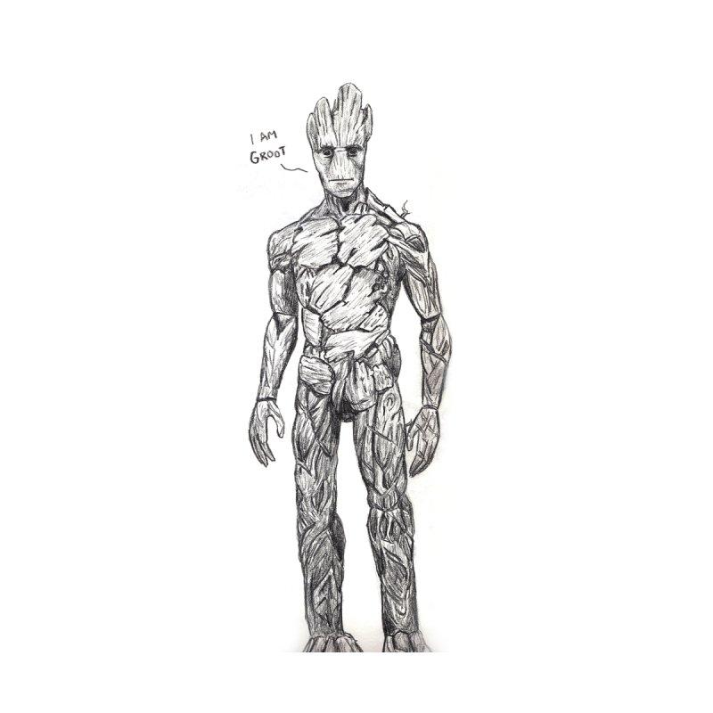 I am Groot by jenbackman's Artist Shop