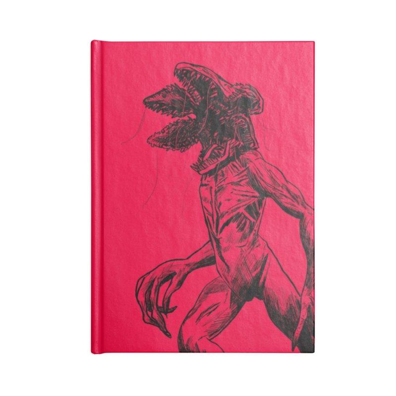 Demy Accessories Blank Journal Notebook by jenbackman's Artist Shop