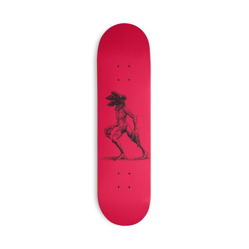 Demy Accessories Deck Only Skateboard by jenbackman's Artist Shop