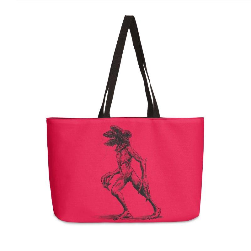 Demy Accessories Weekender Bag Bag by jenbackman's Artist Shop