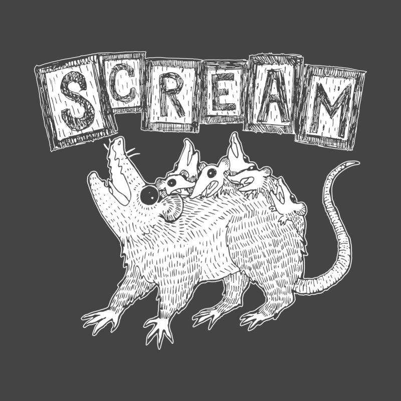 SHE SCREAM by Art By Jendy