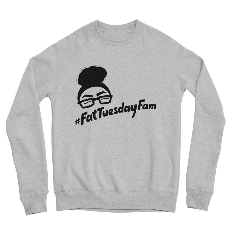 #FatTuesdayFam Fan Art - Black Women's  by Jen Marquez Ginn's Shop
