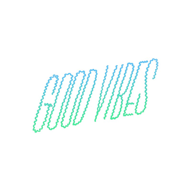 Good Vibes by jenmussari's Artist Shop