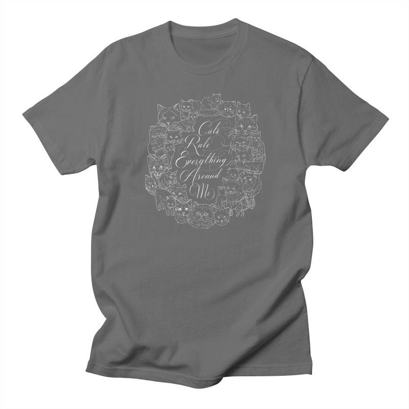CREAM Men's T-Shirt by jenmussari's Artist Shop