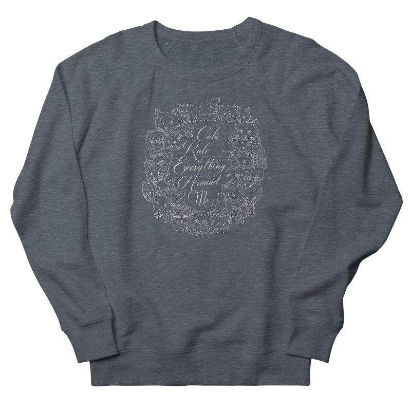 CREAM Women's Sweatshirt by jenmussari's Artist Shop