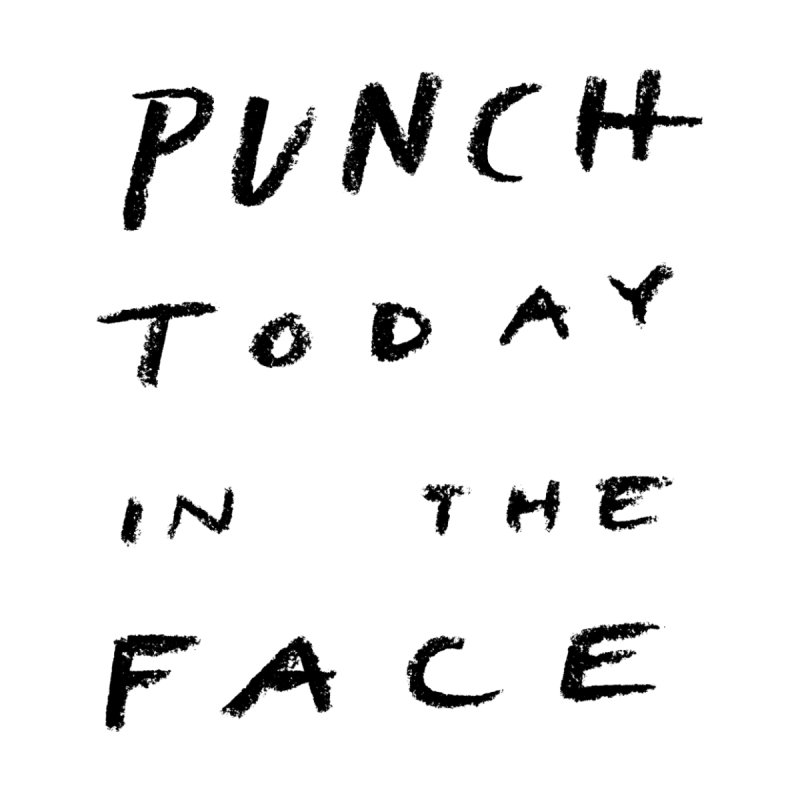 Punch None  by jenmussari's Artist Shop