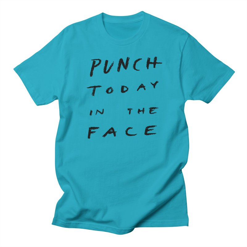 Punch Men's T-Shirt by jenmussari's Artist Shop