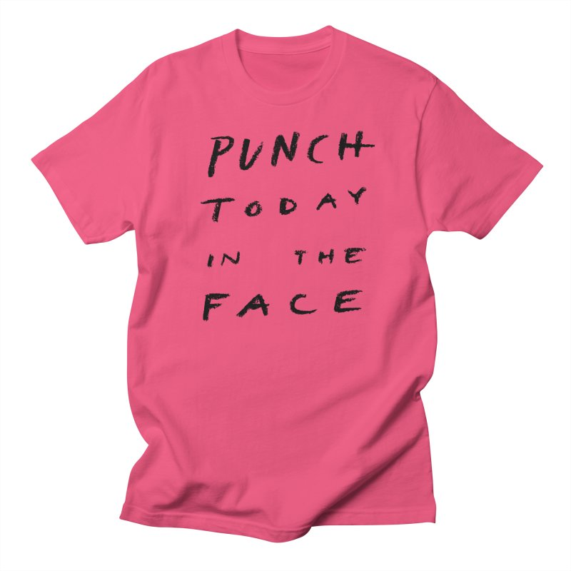Punch Men's T-Shirt by jenmussari's Artist Shop