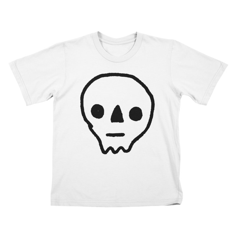 Skull Kids T-Shirt by jenmussari's Artist Shop