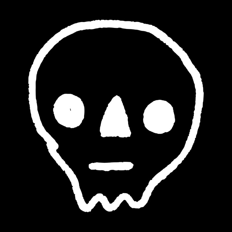 Skull   by jenmussari's Artist Shop