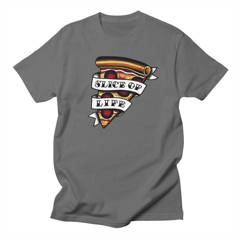 Slice of Life Men's T-Shirt by jenmussari's Artist Shop
